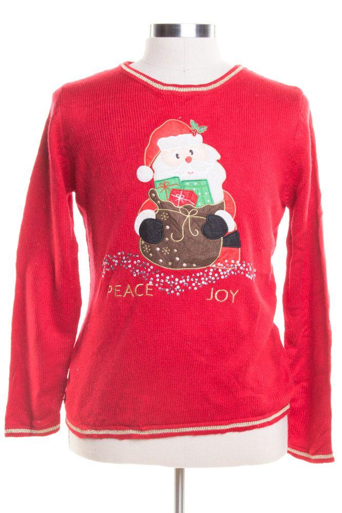 vintage ugly christmas sweaters ragstock
