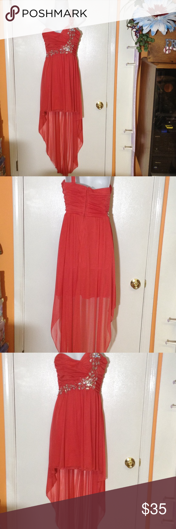 Beautiful prom dress in my posh picks pinterest smart