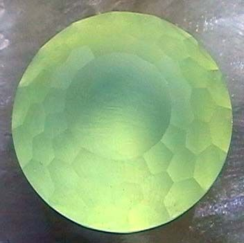 lucky gemstone green stone gems natur prehnite gem