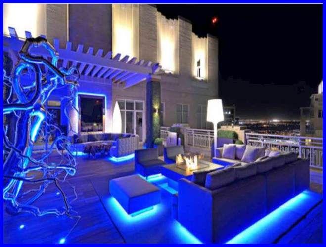 overhead deck lighting ideas home