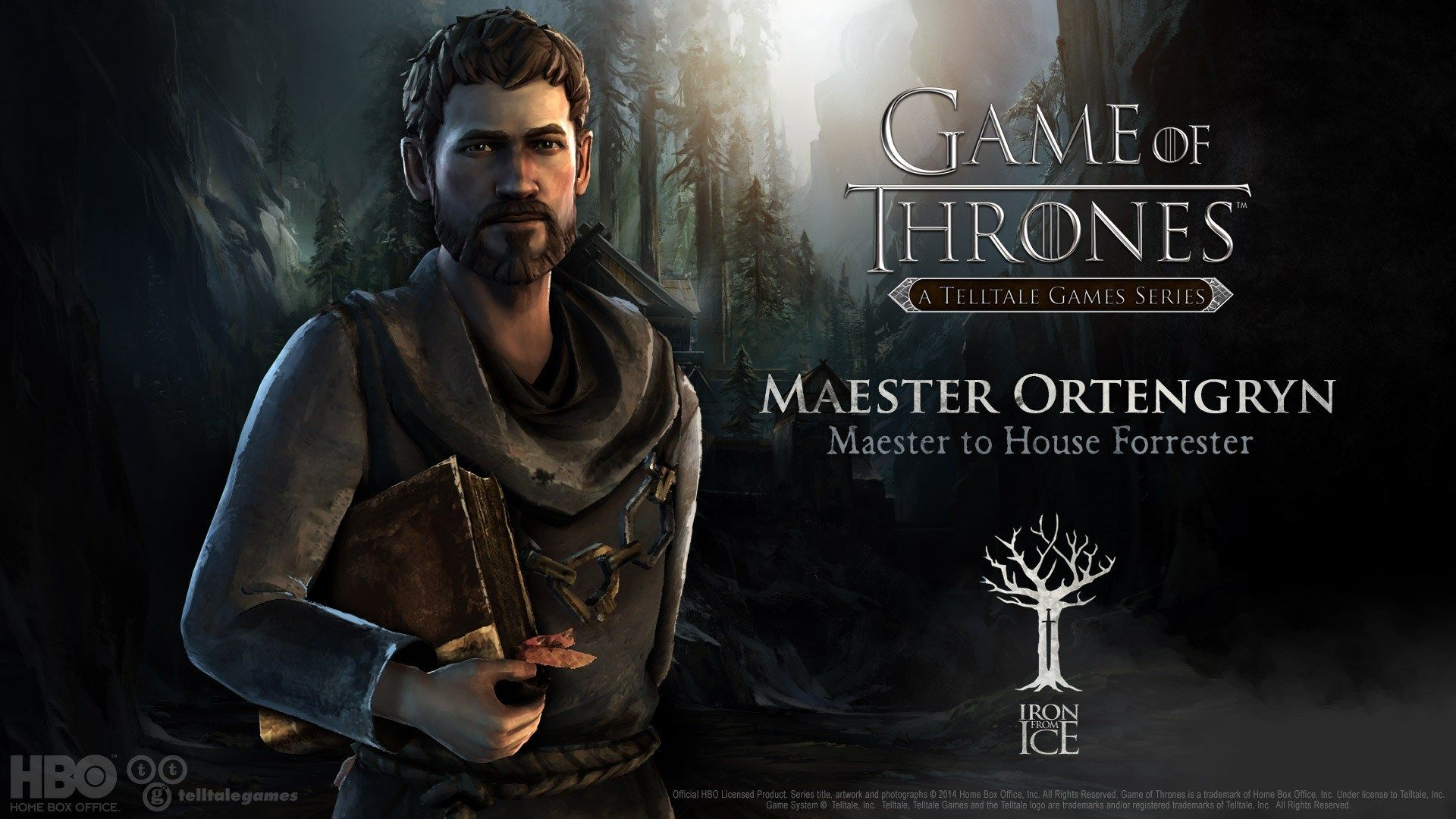 Widescreen Wallpapers Game Of Thrones A Telltale Games Series Wallpaper Game Of Thrones A Telltale Game Of Thrones Maester Game Of Thrones Telltale Games