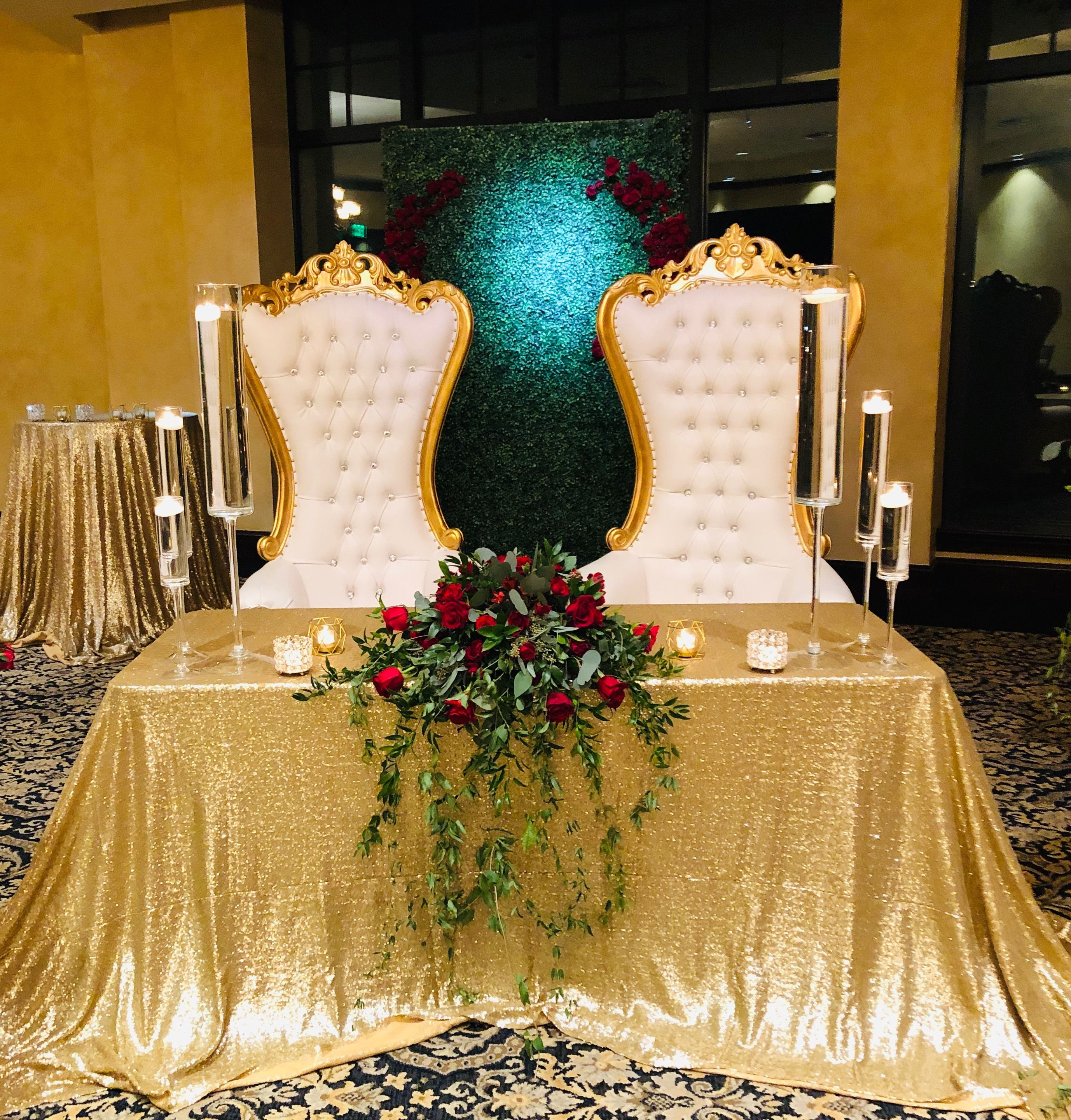 Wedding Decor Rental Orlando Fall chair rentals