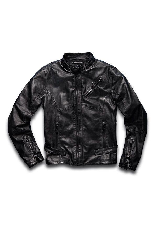 5d5e091d2d2 Chopper leather men s jacket http   www.g-star.com G