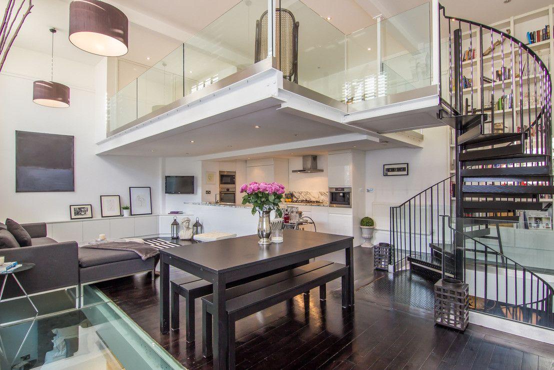 ein loft in london | london, in london and loft, Innenarchitektur ideen