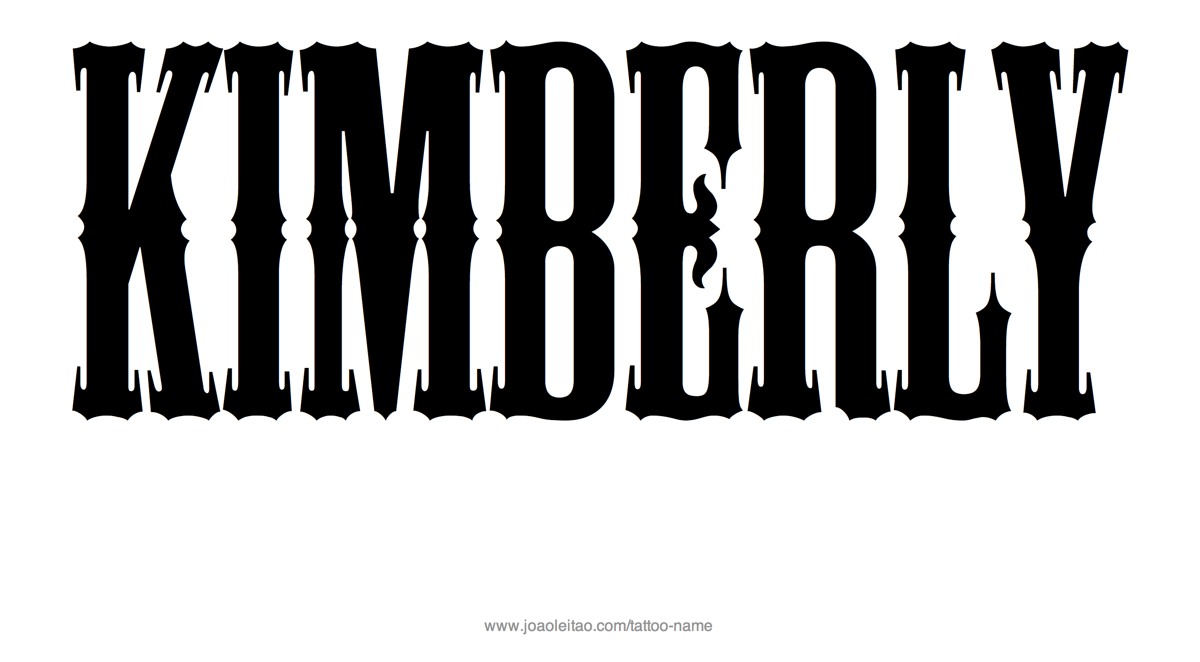 Kimberly Name Tattoo Designs Name Tattoo Designs Name Tattoo Name Tattoos