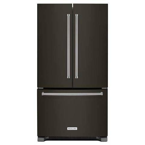 Inspirational Kitchenaid Cabinet Depth French Door Refrigerator