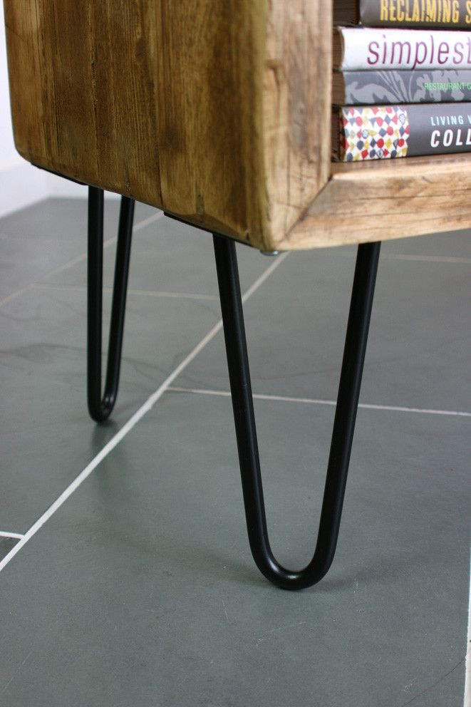 Awesome Modern Rustic Hairpin Leg Media Cabinet Photos - Latest Where to Buy Hairpin Legs Simple Elegant