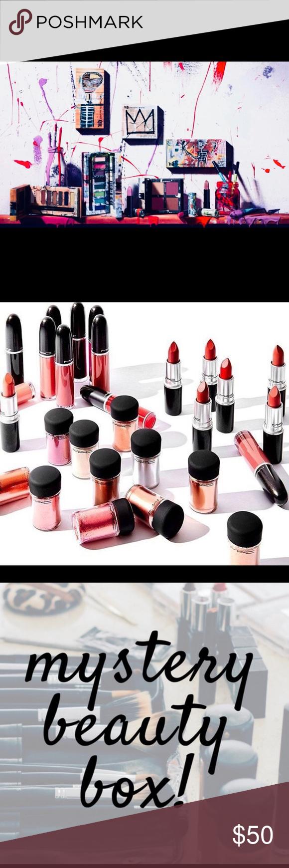 5⭐️ Makeup Mystery Box Boutique High end makeup, Ulta
