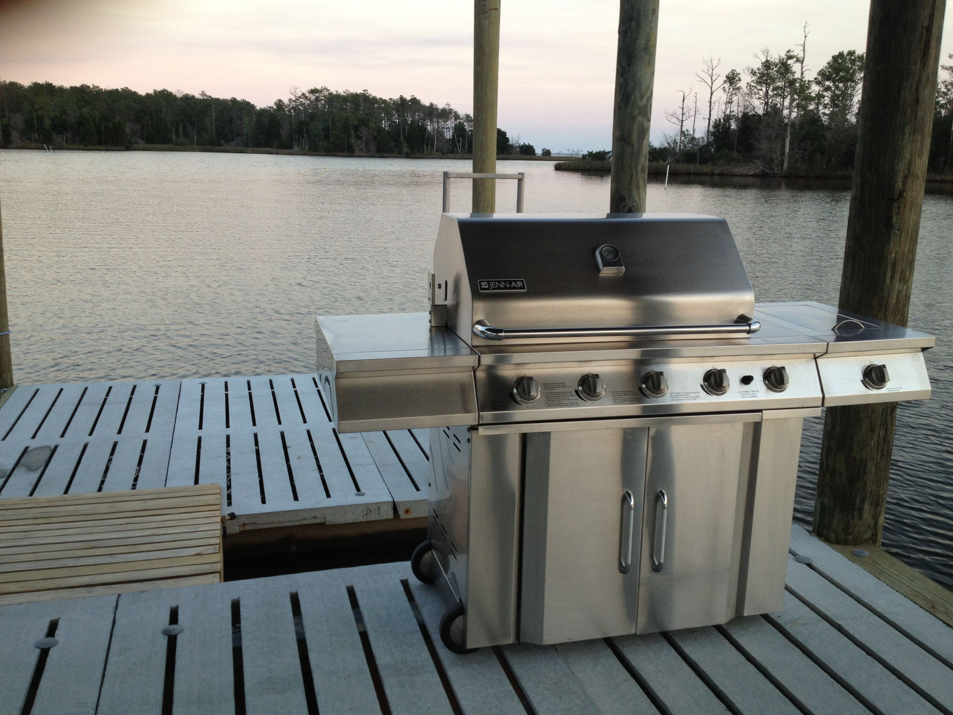 """""""Test kitchen"""" added to our dock!"""