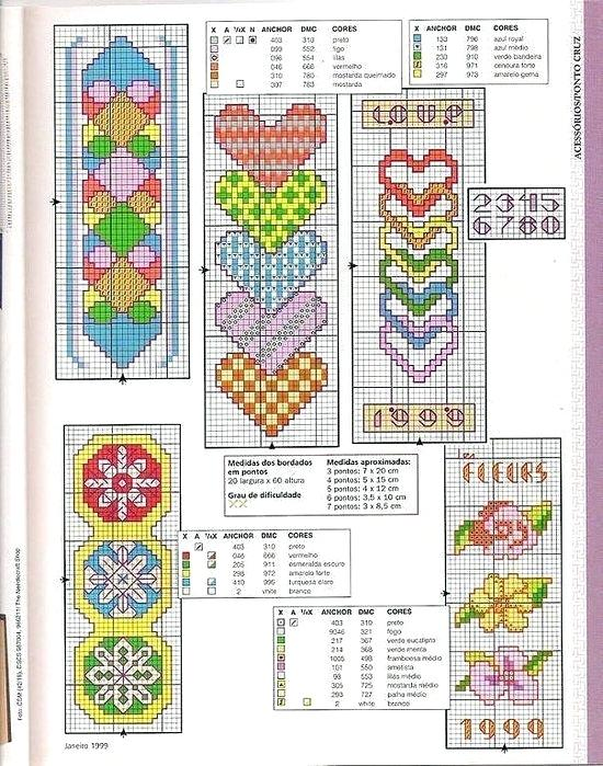 Cross Stitch Bookmark Pattern Image Result For Free Patterns