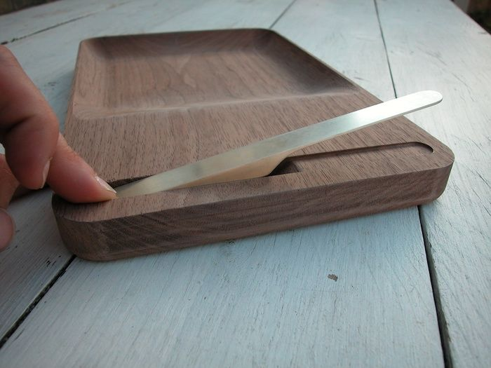 Tomas Alonso Design Studio Ventiquattro Food Bag Design Knife Design Little Designs