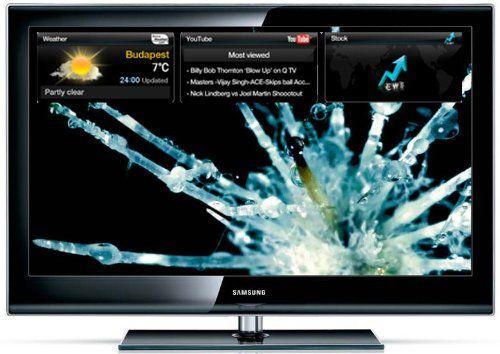 Samsung Le 40 B 750 101 6 Cm 40 Zoll 16 9 Full Hd 200hz Lcd Fernseher Crystal Tv Integrierter Dvb T Dvb C Tuner 4x Hdmi 2x Usb Budapest Flatscreen Tv Tv