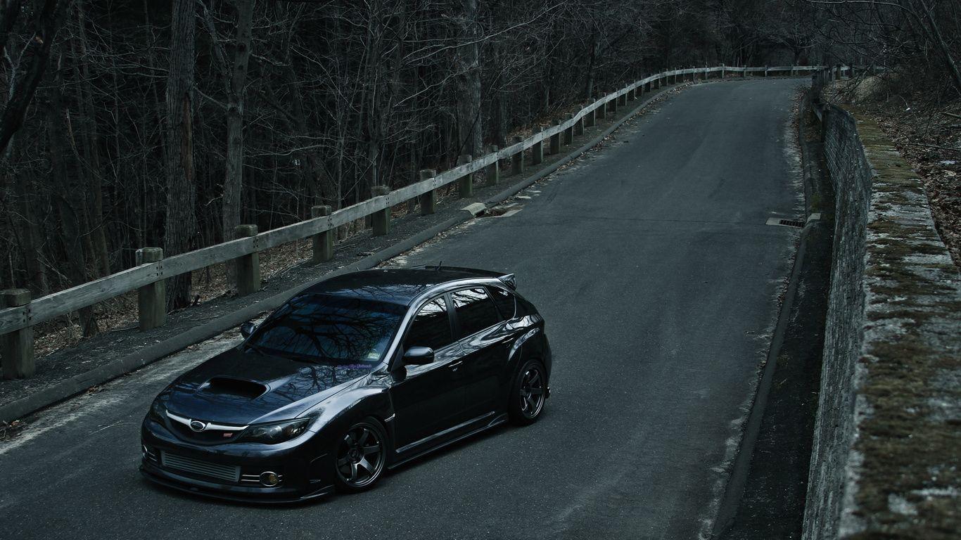 Hatch Fondos De Pantalla Hatchback Subaru Wrx Sti Auto Foto