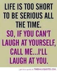 Enjoy your life :)
