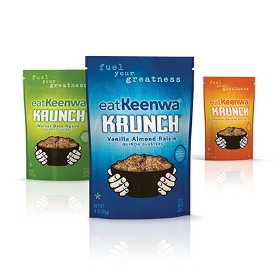 Now in Whole Foods! #quinoa #fuel #snacks