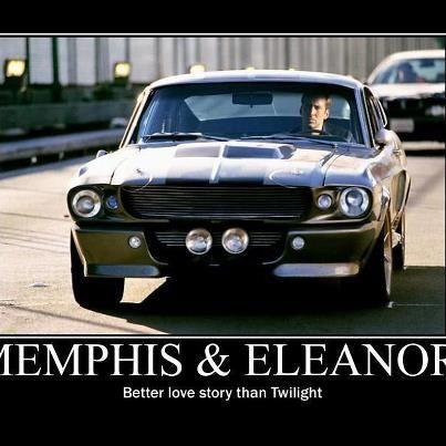 Memphis Eleanor Gearhead Humor Pinterest Memes Movie Cars