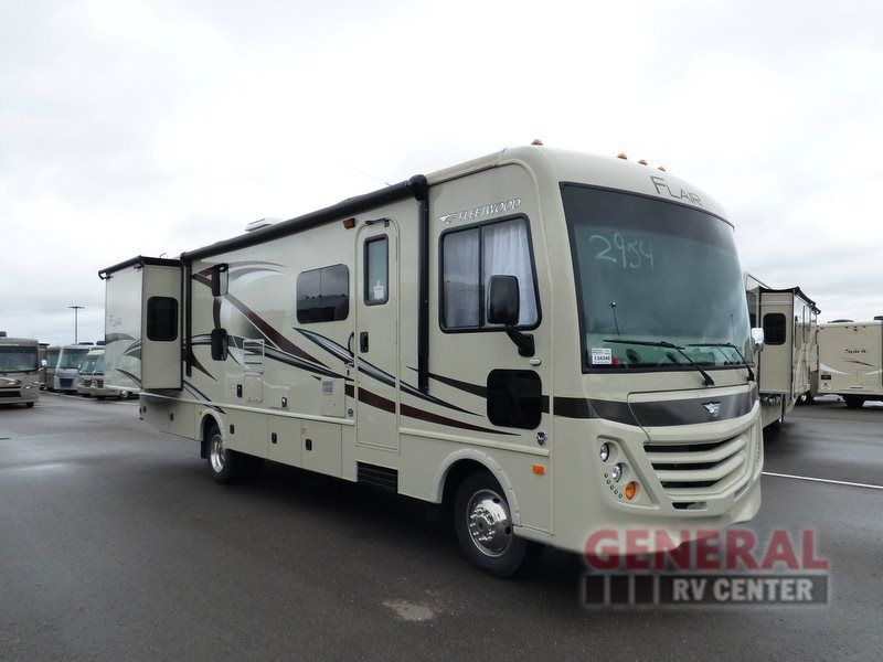 New 2016 Fleetwood Rv Flair 31b Motor Home Class A At General Rv