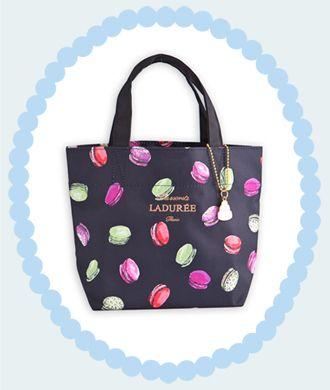 I need this Laduree Bag!!