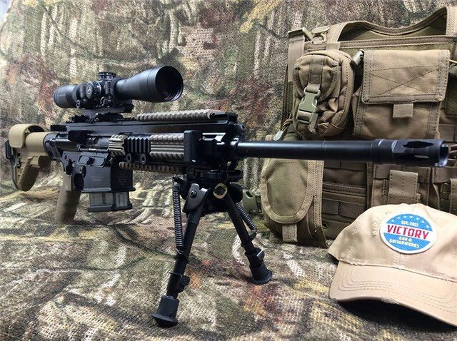 Fun Wishlist item #1 The HK417 Heckler and Koch firearms are known worldwide to be nothing but top-notch This semi-automatic rifle, chambered in .308, is no exception! Cost? $3,500 - $5,000