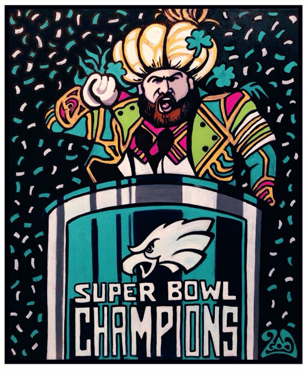 Jason Kelce Philly Philly Special Cartoon Images Google Search Philadelphia Eagles Football Eagles Cheerleaders Philadelphia Eagles Fans