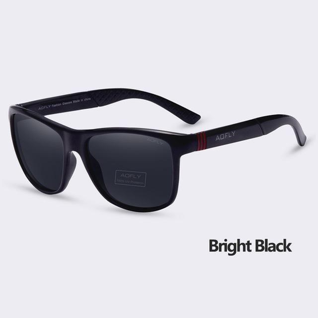 408717f89fd7 AOFLY Brand Design Men Classic Sunglasses Polarized Male Glasses Driving  Fishing Luxury Sun Glasses for Men