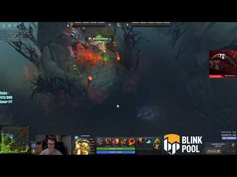 Last week I was streaming and I was showcasing Blink Dagger