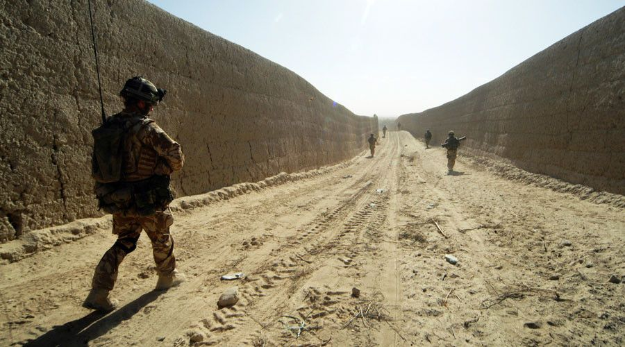 Inaction on Afghan interpreters is 'inexplicable, inhumane & shameful' – Lords  http://pronewsonline.com  © Steve Lewis