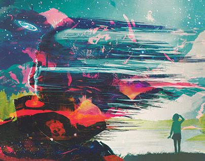 """Check out new work on my @Behance portfolio: """"Modern Fairytale"""" http://on.be.net/1GgLY34"""