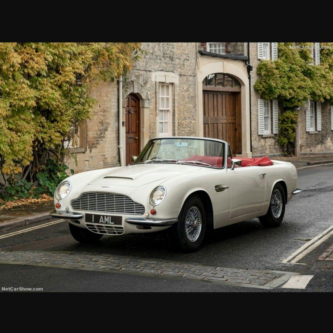 Aston Martin Aston Martin Convertible Classic Aston Martin Aston Martin