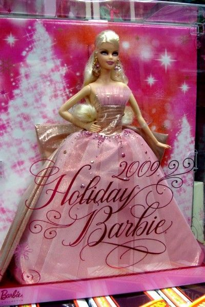 Holiday Barbie 2009 | little everything in 2019 | Happy ...
