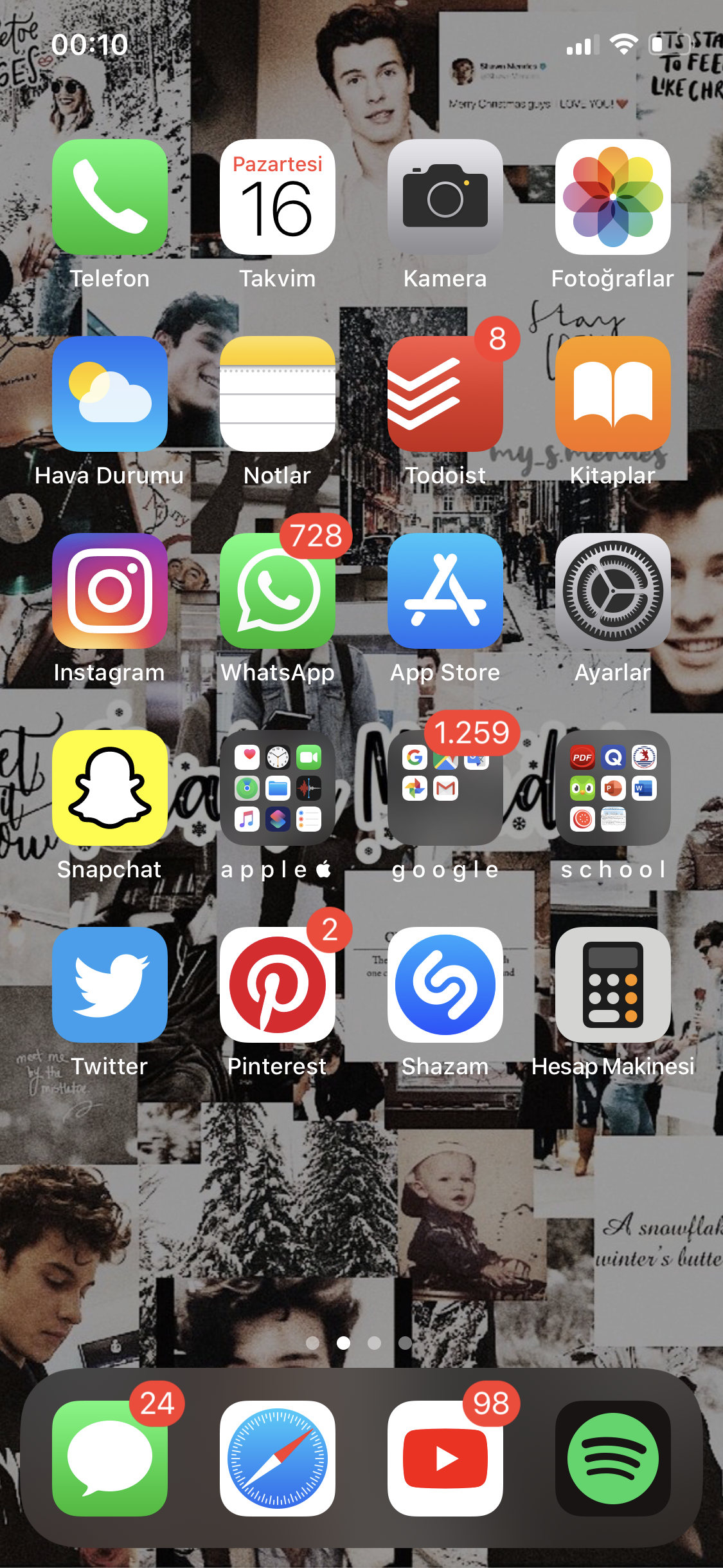 apps iphone organization 11 apple shawnmendes in