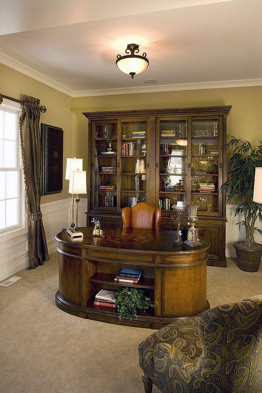 Custom Home Office Design