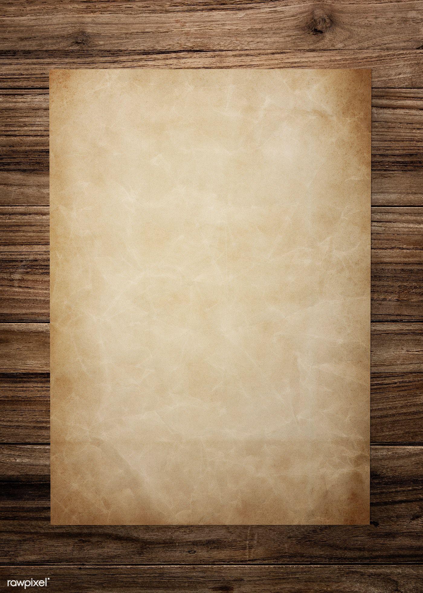 Vintage Brown Paper Textured Mockup Free Image By Rawpixel Com In 2020 Brown Paper Textures Paper Texture Mockup Paper Mockup