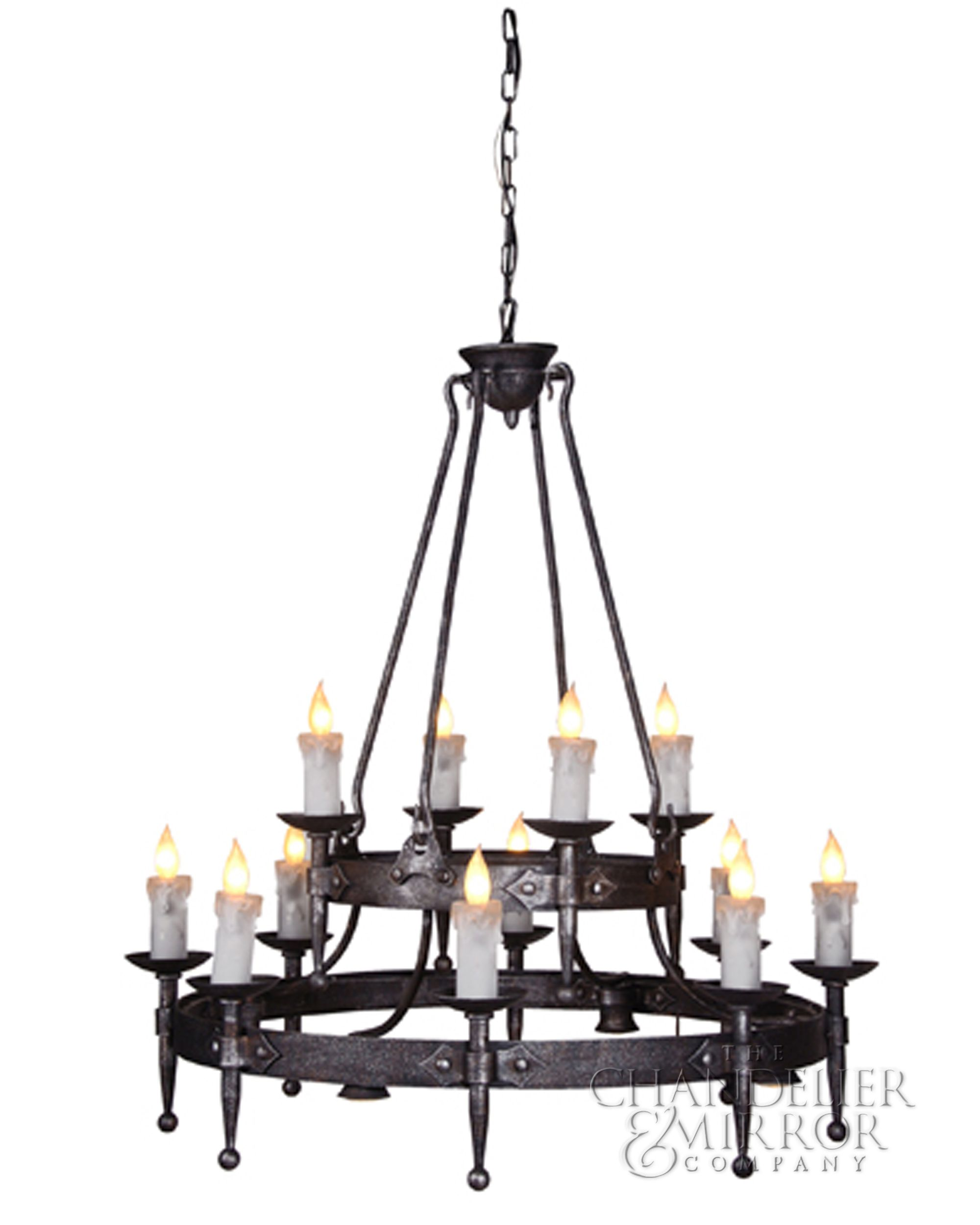Mikki large rustic iron chandelier house pinterest rustic mikki large rustic iron chandelier arubaitofo Images