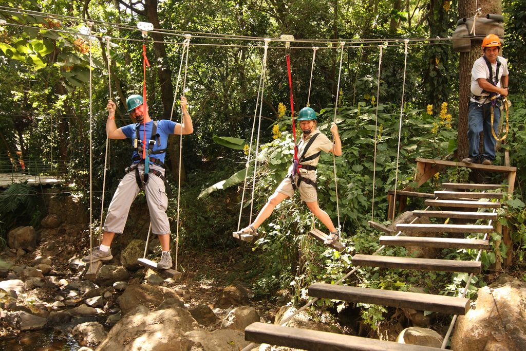 Zip Lining San Juan Puerto Rico Canopy Batman Beautiful Things Parents Raising Kids Parenting & Ziplining in a rainforest canopy | San juan puerto rico and San juan