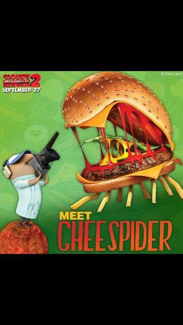 meet cheespider