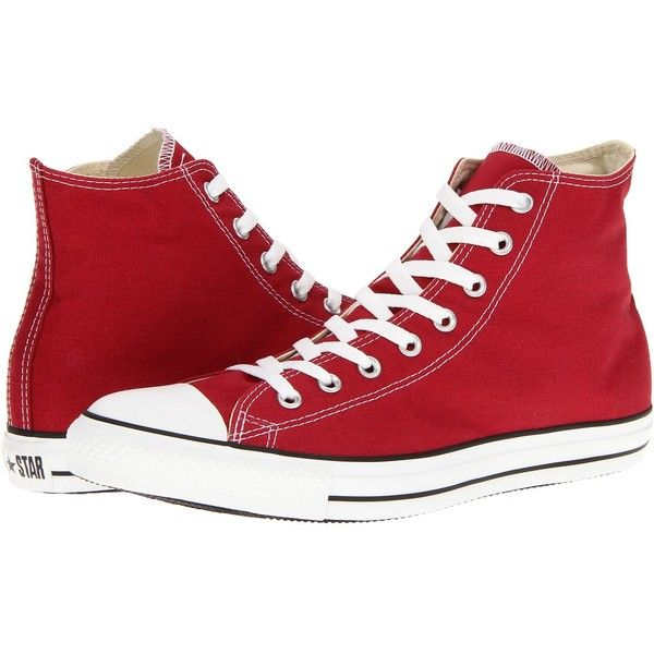 fd8be9a35bf2 Converse Chuck Taylor® All Star® Seasonal Hi ( 44) ❤ liked on Polyvore  featuring shoes