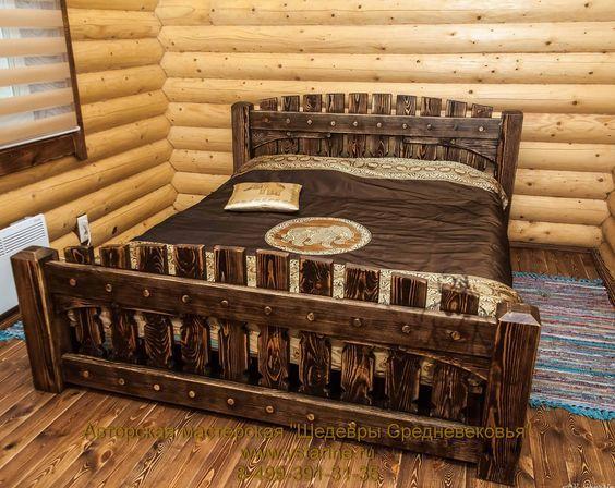 40+ Top Rustic Bedroom Decor And Design Ideas #palletbedroomfurniture