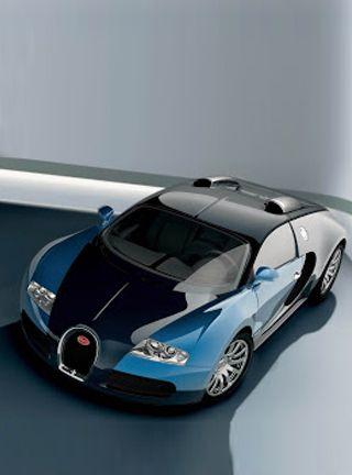 Luxury Car Blue Bugatti Veyron Its On My Car List I Love
