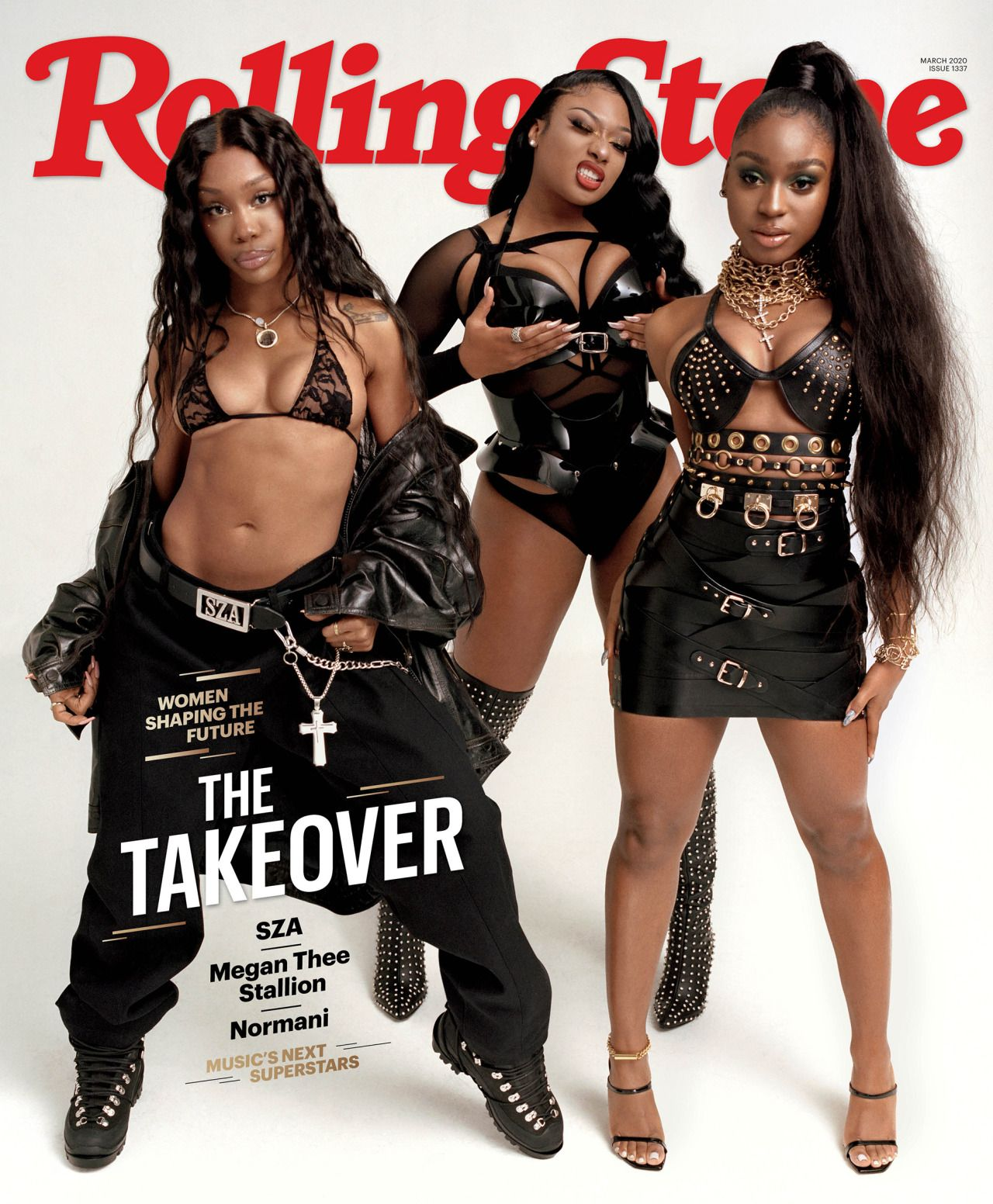 Style 2 Be Megan Thee Stallion For Nme Magazine In 2020 Black Girl Aesthetic Black Magazine Women