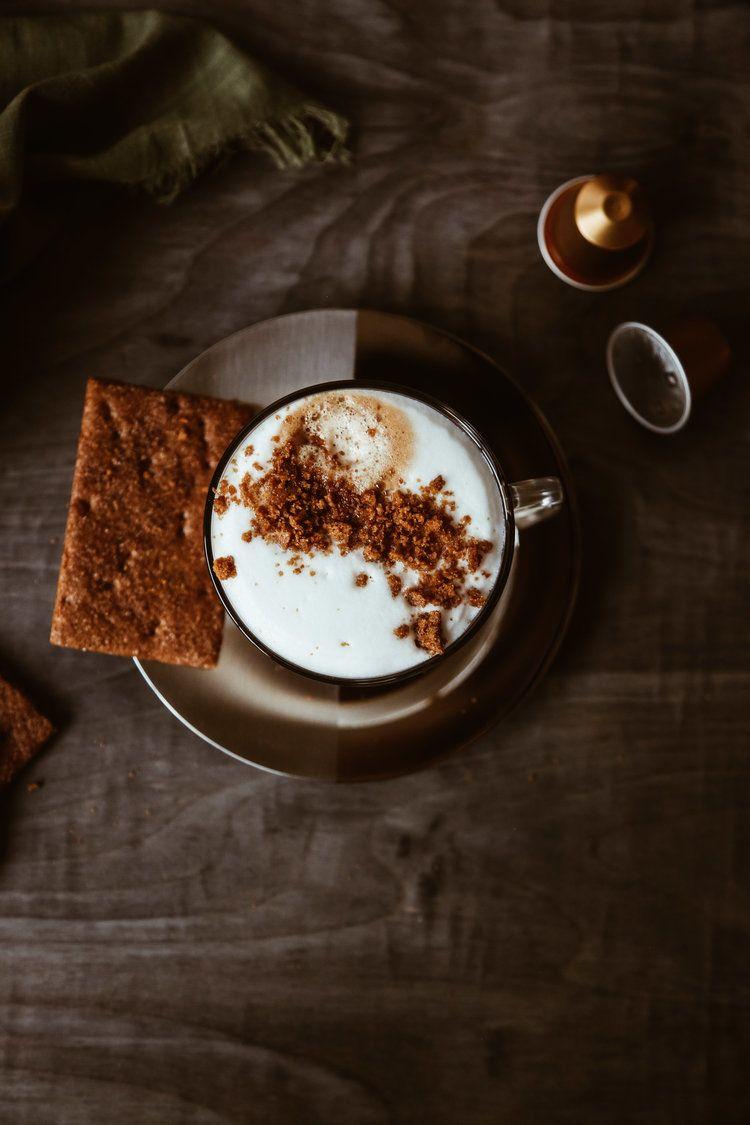 Nespresso Campfire Mocha Latte — Runway Chef Mocha latte