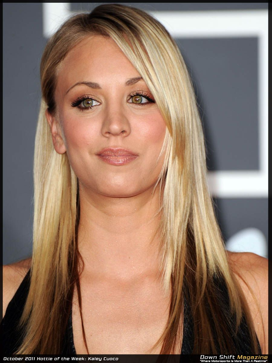 Pin By Callie Woodley On Makeup And Hair Pinterest Kaley Cuoco