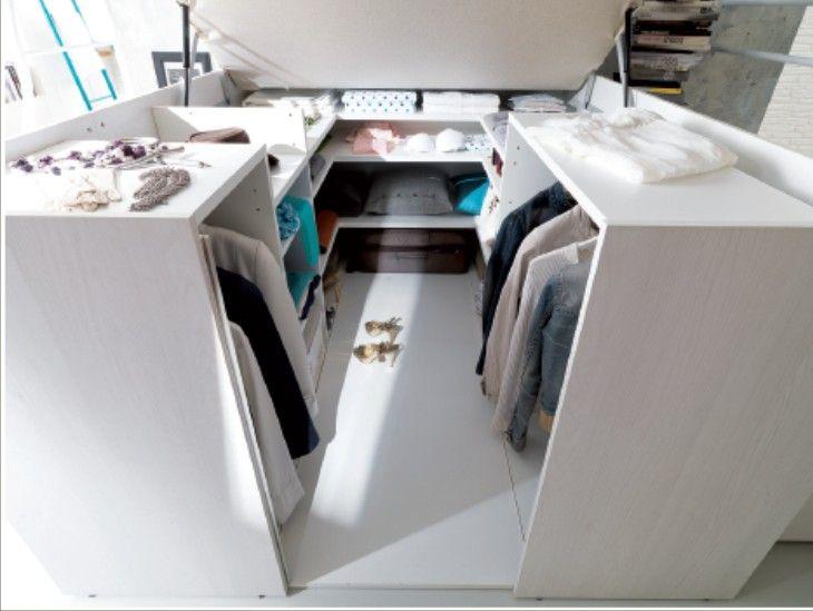 sotto al La armadio 2019Letto cabina lettoletti nel kwONXnP80Z