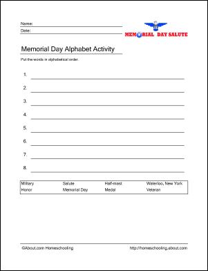 Memorial Day Printables   Memorial Day Wordsearch. Print The Memorial Day  Word Search And Find The Memorial Day Related Words.