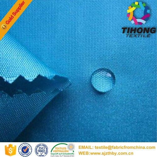 600d Pvc Coated Polyester Waterproof Oxford Fabric For Tent Pvc Coat
