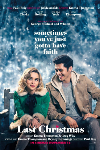 Last Christmas Movie Posters With Images Last Christmas