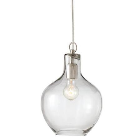 Inspirational Glass Hanging Ceiling Lights