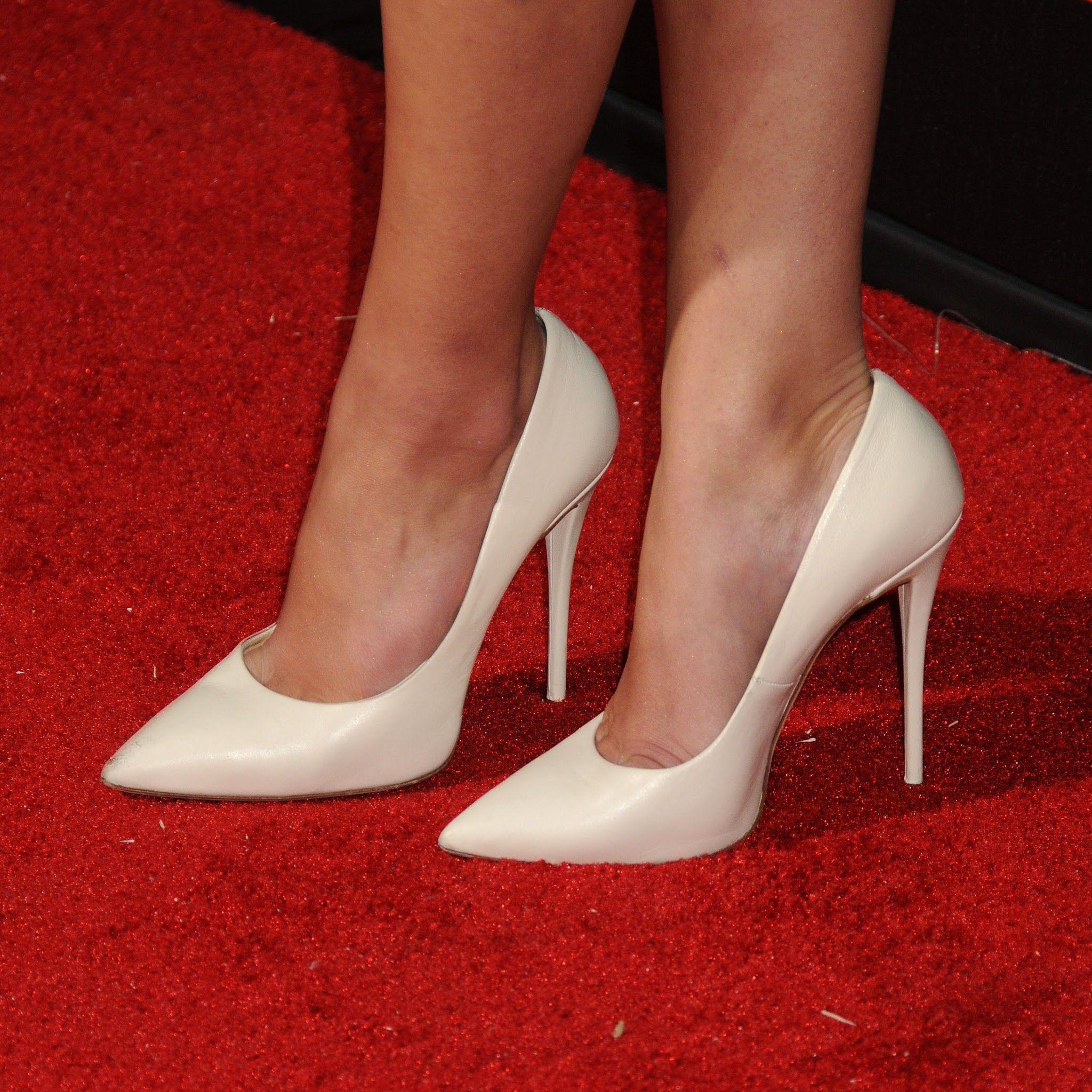Pin by Stephen Mccolgan on I love high heels White pumps