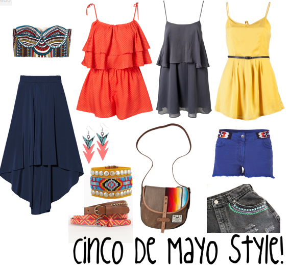 what to wear for cinco de mayo party