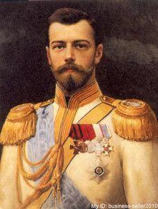 Nicholas II.